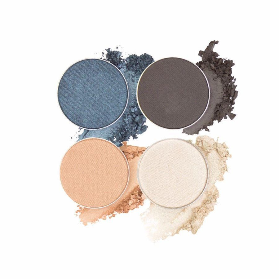 Market | Eyeshadow Quad | ittsē Cosmetics