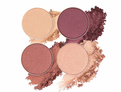 Pacific Heights | Eyeshadow Quad | ittsē Cosmetics