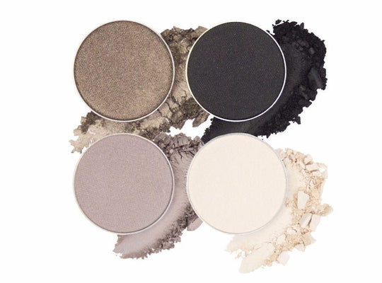 Union Square | Eyeshadow Quad | ittsē Cosmetics
