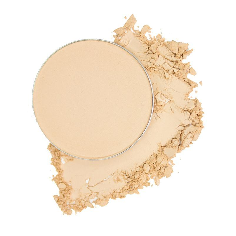 PetalSoft Foundation - Light | PetalSoft Pressed Foundation | ittsē Cosmetics