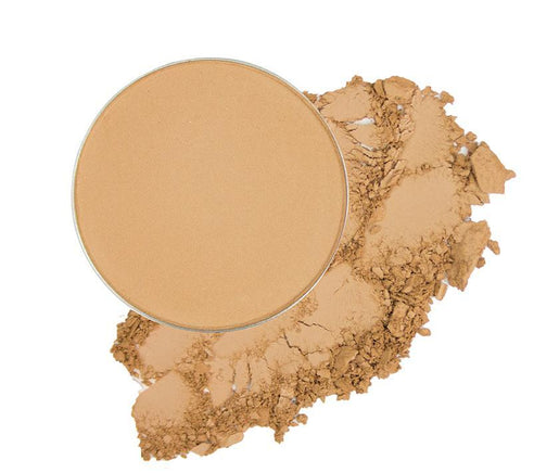 PetalSoft Pressed Foundation - PetalSoft Foundation - Medium/Tan