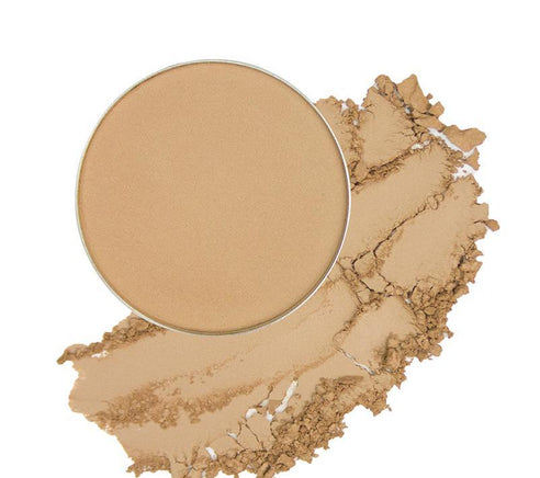 PetalSoft Pressed Foundation - PetalSoft Foundation - Tan