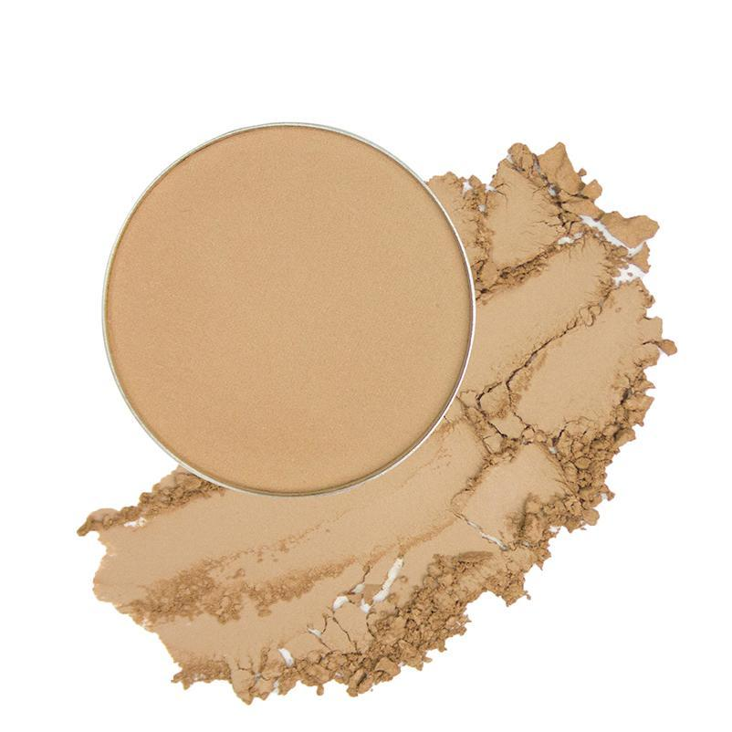 PetalSoft Foundation - Tan | PetalSoft Pressed Foundation | ittsē Cosmetics