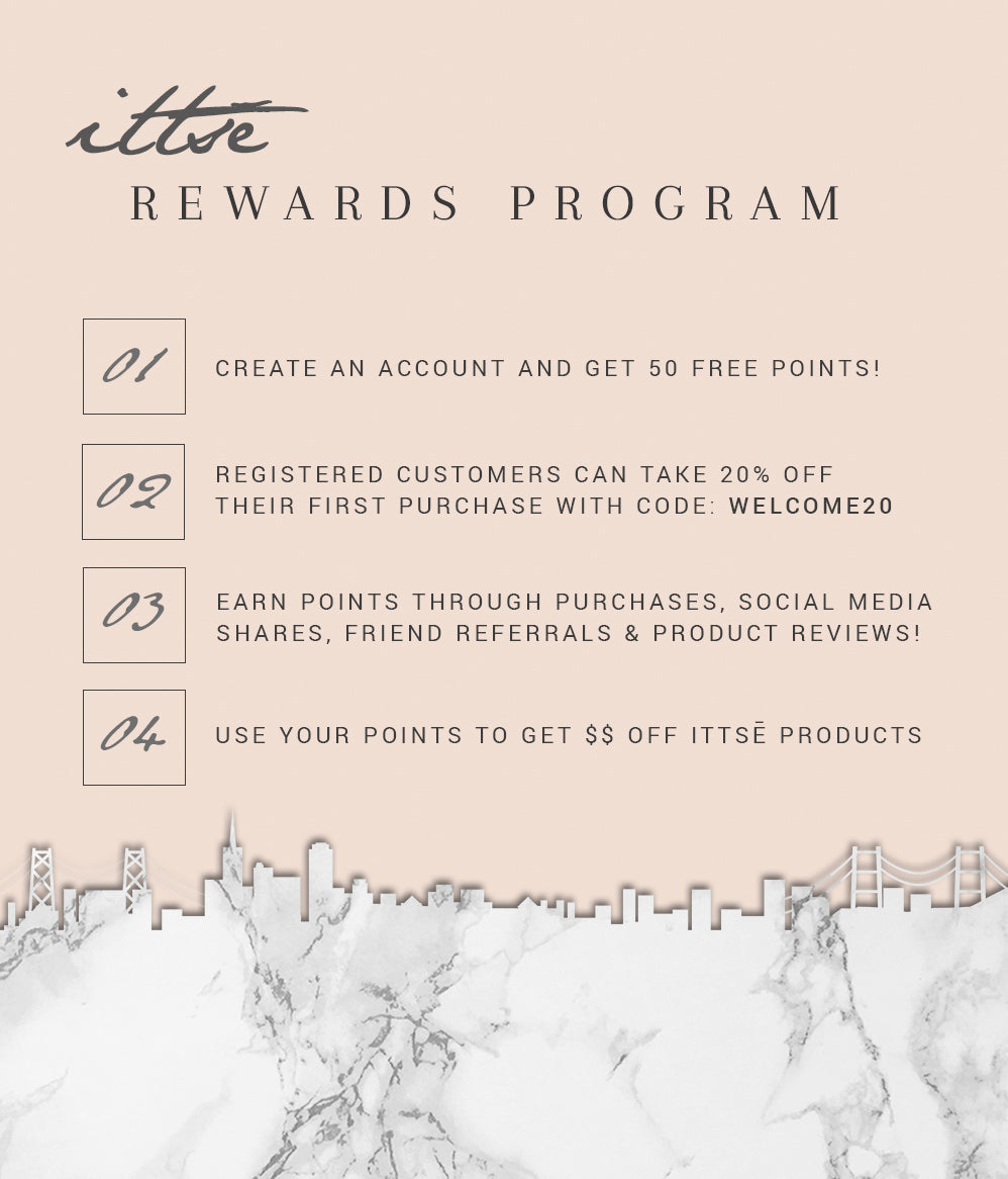 ittse Rewards Program