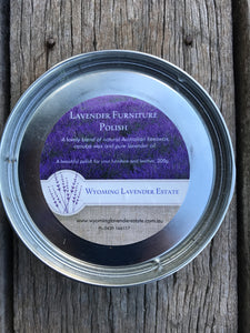 Lavender Furniture Polish