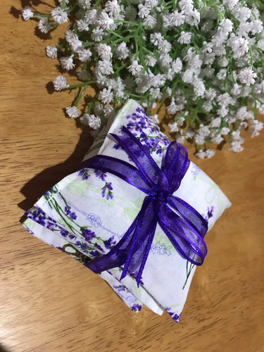 Lavender Drawer Sachet Bundle