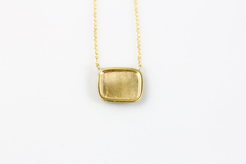MOTTO: BLANK MOTTO II (NECKLACE)