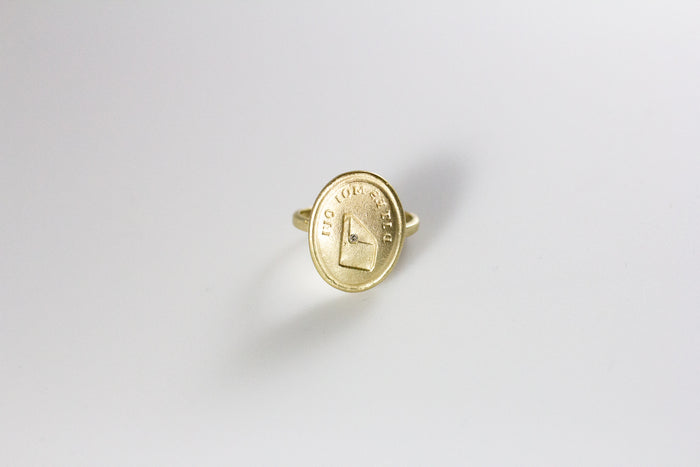 MOTTO: LOVE LETTER (RING)
