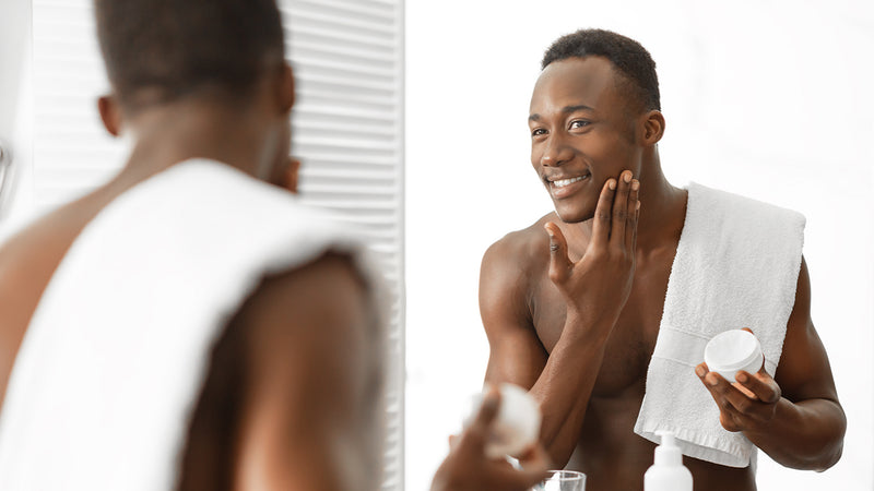The Easiest Low Maintenance Skincare Routine for Men