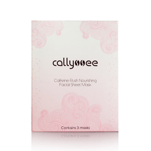 Latte Collagen Facial Sheet Masks (3)