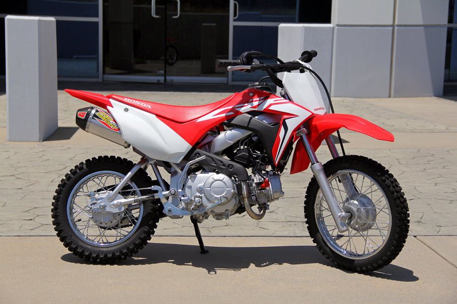 pro circuit t 6 exhaust system crf110