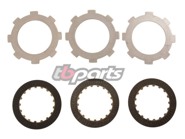 TB Manual Clutch Kit – Replacement or Upgrade Disk Kit