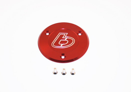TB Manual Clutch Kit, Billet Case Cover