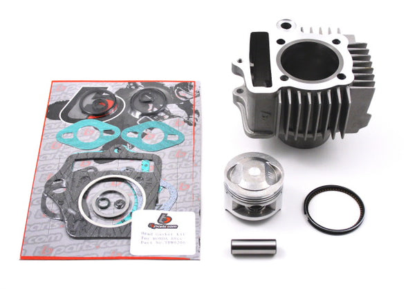 Trail Bikes Stock Head 88cc Bore Kit for Z50