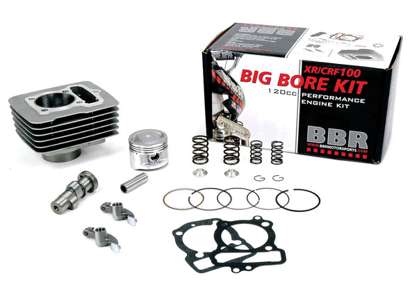 BBR 120cc Big Bore Kit with Cam