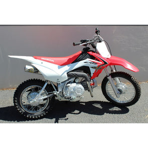 Bills Pipes CRF110 exhaust