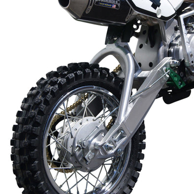 "+2"" Extended swingarm for KLX110, KLX110L, DRZ110"