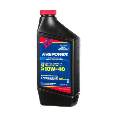 Fire Power Synthetic Oil