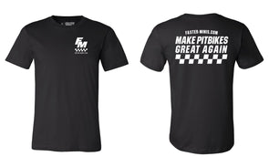 Make Pitbikes Great Again Tee - Faster-minis.com