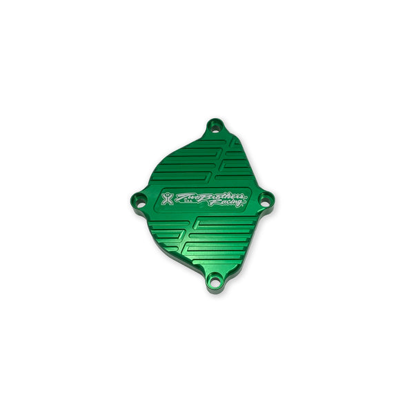 Two Bros KLX110 Billet Cam Cover