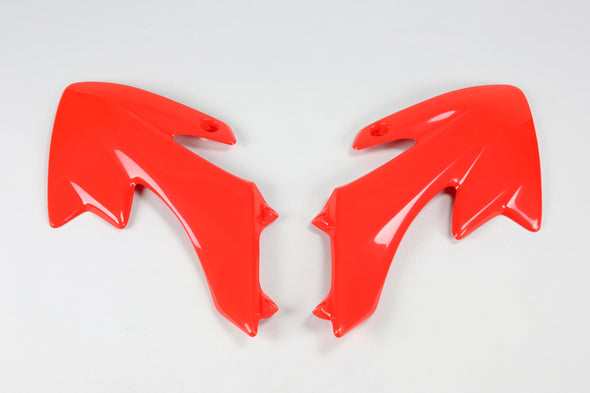 UFO Honda CRF/XR 50 Radiator Shrouds red