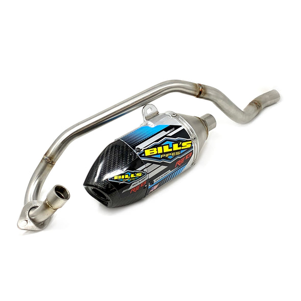 Bill's Pipes RE 13 Exhaust - KLX110
