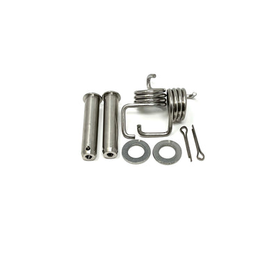 Pax Stainless Footpeg Spring Set- YZ