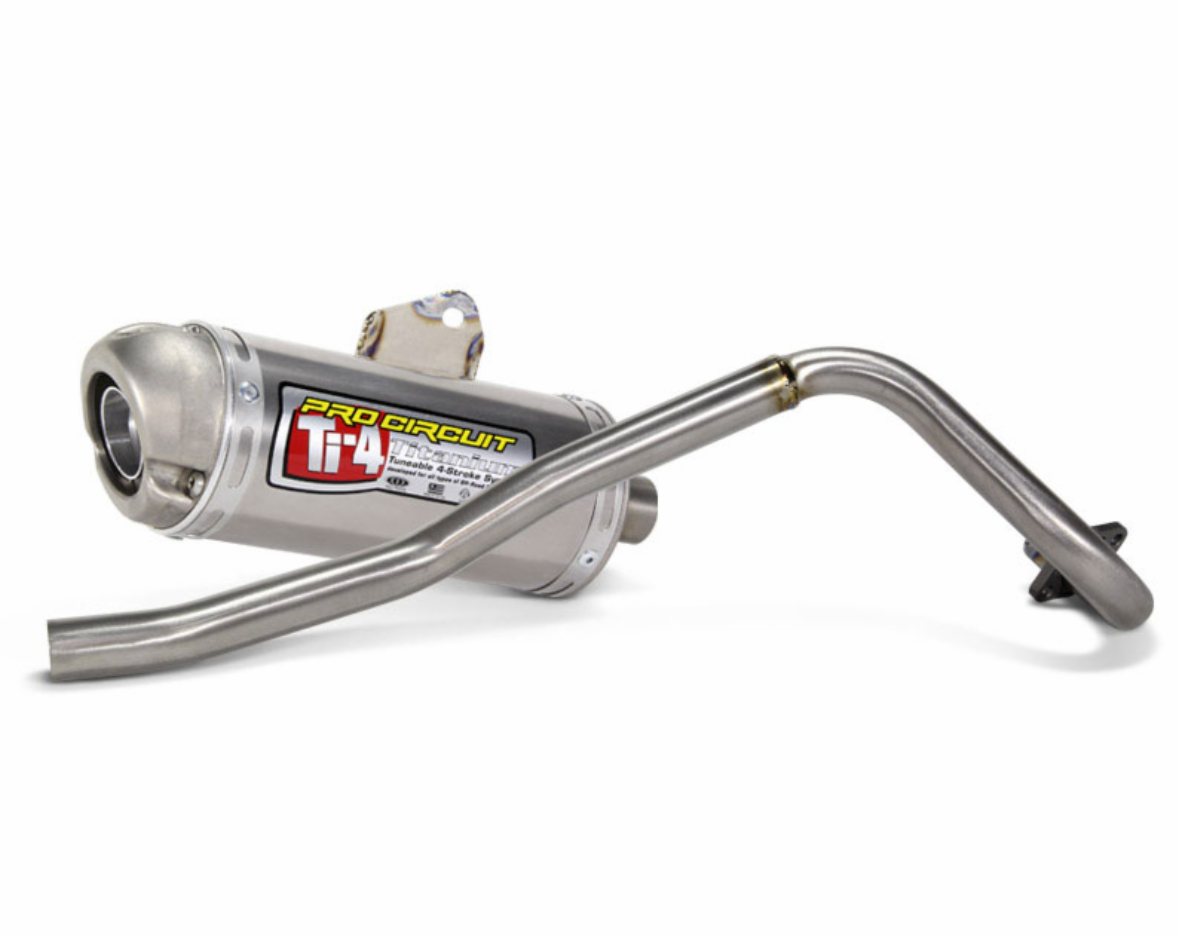Pro Circuit Ti-4 Exhaust System/ CRF50