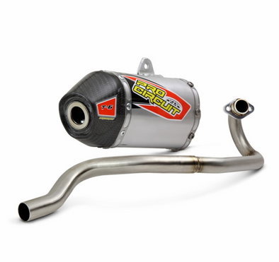 Pro Circuit T-6 Stainless System -KLX110