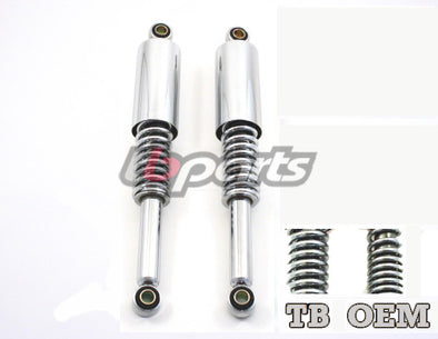 CHROME HEAVY DUTY SHOCK SET FOR CT70
