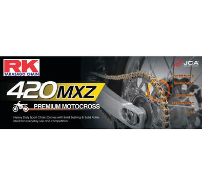 RK Heavy-Duty 420MXZ Chain