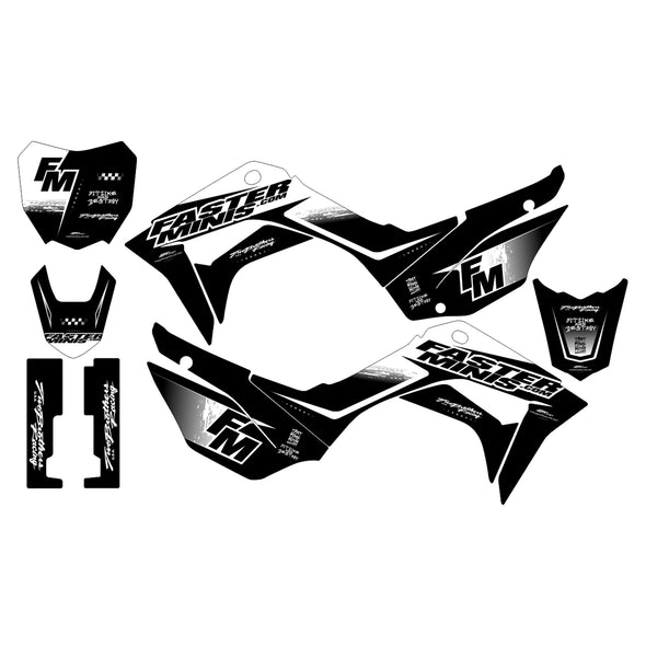 Faster Minis Graphics Kit / 19-Present CRF110