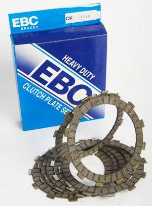 EBC Clutch Plate Set for KLX110/110L