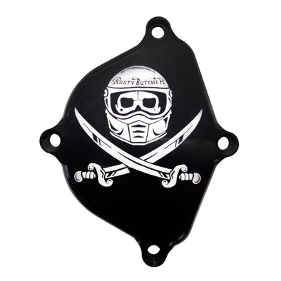 Rusty Butcher KLX110 Cam Cover