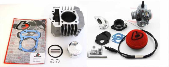 TB CRF110 132cc 55mm Big Bore and Carb Kit