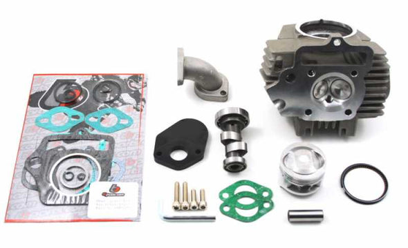 Trail Bikes Race Head Kit for 88cc
