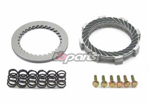 HEAVY DUTY 5 PLATE KEVLAR CLUTCH & HD SPRINGS DRZ110 - KLX110 - Z125