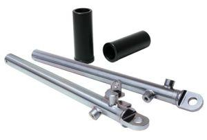 T3 1 Inch Chromoly Fork Tubes with Bushings