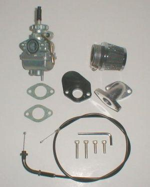 Trail Bikes 20mm Performance Carb Kit for CT70