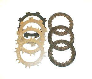 Trail Bikes Heavy Duty Clutch Kit - Replacement Disk/Steel Kit