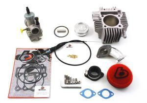 Trail Bikes 184cc Bore Kit and 28mm Carb Kit for GPX/YX160