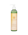 Natural cruelty-free cleanser with hawaiian algae and aloe