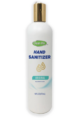 Hand Sanitizer - 70% Alcohol 16oz