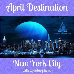 Theme Reveal: New York City (with a fantasy twist!)