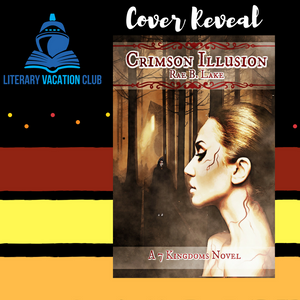 Cover Reveal: Crimson Illusion by Rae B. Lake