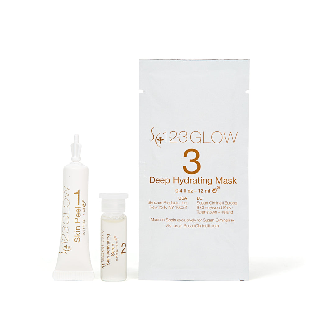 123 GLOW DIY Facial Kit