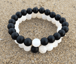 Load image into Gallery viewer, Natural Stone Couple Bracelets