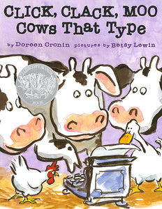 Click, Clack, Moo: Cows That Type