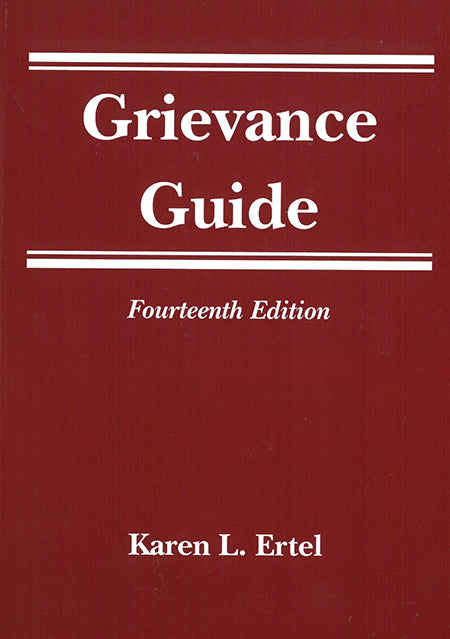 Grievance Guide, 14th edition