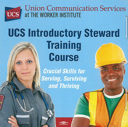 Introductory Steward Training Course CD (for Windows Operating Systems)